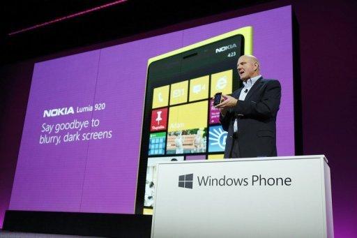 Événement Windows Phone 8 : Microsoft parle de l'avenir des smartphones - Microsoft introduit le Nokia Lumia 920