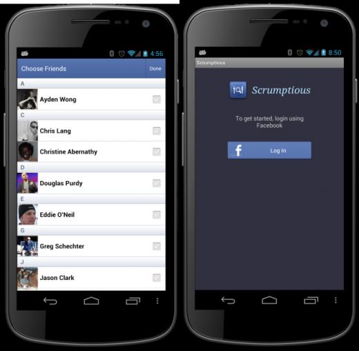 Facebook SDK 3.0 bêta pour Android est maintenant disponible