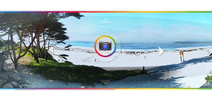 Google annonce Photo Sphere, une caméra bien plus que panoramique