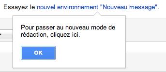 Découvrez le nouveau mode de rédaction des messages au sein de Gmail - Activer le nouveau mode de rédaction