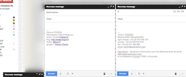 Découvrez le nouveau mode de rédaction des messages au sein de Gmail - Rédiger plusieurs mails en mode 'conversation'