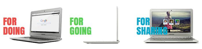 Google lance un nouveau Chromebook pas cher pour inonder les foyers