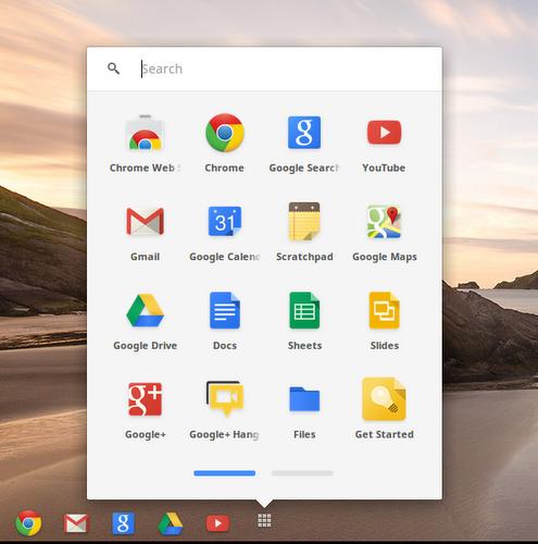 Les applications Google Drive rebaptisées en Document, Feuille de calcul et Présentation, sur le Chrome Web Store