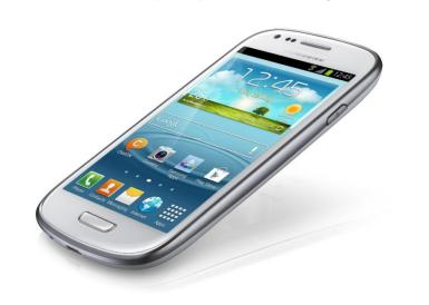 Samsung présente le GALAXY S III mini