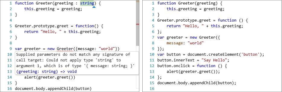 TypeScript est la tentative de Microsoft de rendre plus facile le développement JavaScript
