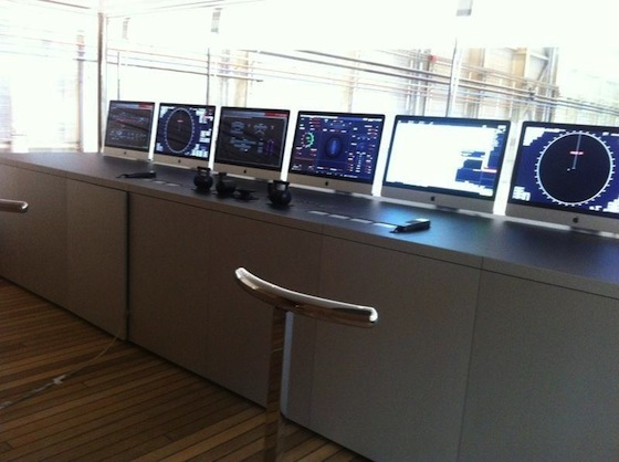 Un magnifique yacht dévoilé par Philippe Starck pour Steve Jobs
