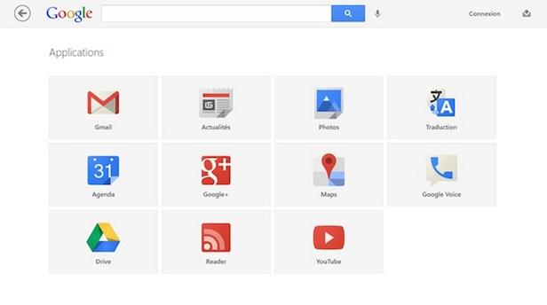 Voici à quoi va ressembler l'App Google sur Windows 8 - Google Apps