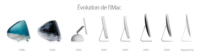 Voici tout ce que vous devez savoir sur la keynote d'Apple : iPad Mini, iPad 4, iMac ... - iMac