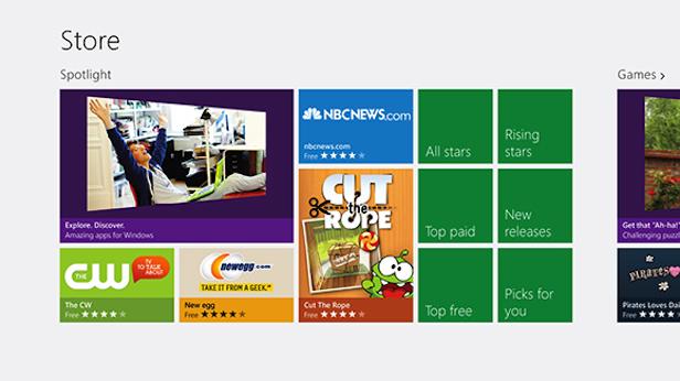 Windows 8 : Faut-il mettre à niveau votre ordinateur ? - Microsoft App Store