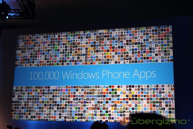 Windows Phone 8 arrive sur le marché avec 46 des 50 applications les plus utilisées