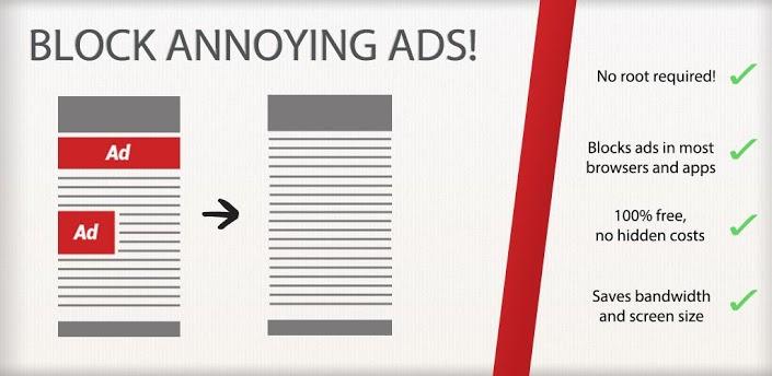 Adblock Plus se lance sur Android pour bloquer les publicités, et ce sans avoir rooté le dispositif