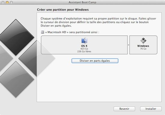 Comment installer Windows 8 sur votre Mac - Installer Windows 8 à l'aide de Boot Camp