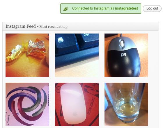 Comment intégrer Instagram dans WordPress - Instagrate to WordPress
