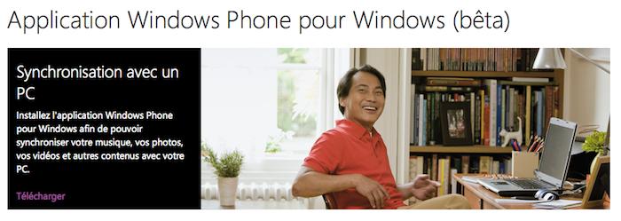 Comment synchroniser votre Nokia Lumia sous Windows Phone 8 avec Windows 7 et votre Mac ?