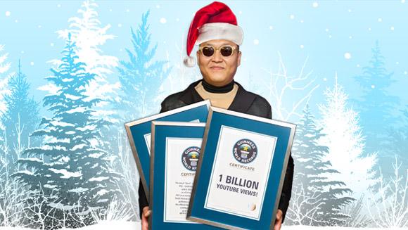 Le 'Gangnam Style' devient la vidéo la plus regardée sur Youtube
