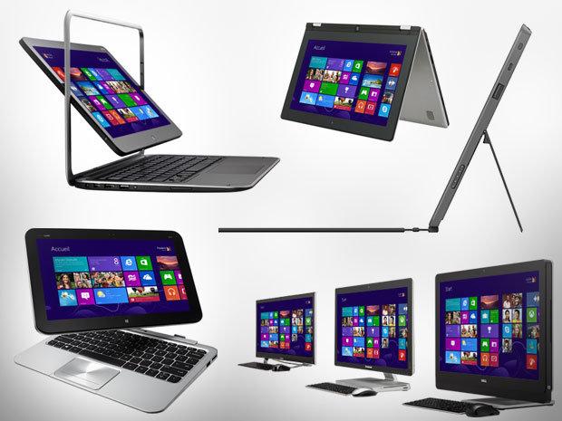 Microsoft a vendu 40 millions de licences Windows 8 en un mois