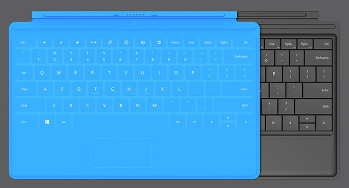 Microsoft, le nez dans le tapis : la Surface avec Windows 8 Pro est annoncée à partir de 899 dollars - Touch Cover et Type Cover non inclus dans la version Pro de la Surface