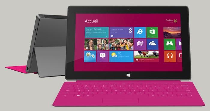 Microsoft, le nez dans le tapis : la Surface avec Windows 8 Pro est annoncée à partir de 899 dollars - La Surface Pro pensé comme un PC