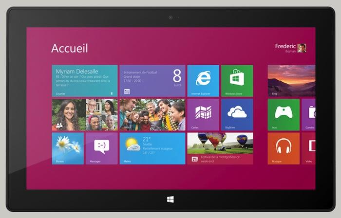 Microsoft, le nez dans le tapis : la Surface avec Windows 8 Pro est annoncée à partir de 899 dollars - La Surface Pro la tablette de facto la meilleure