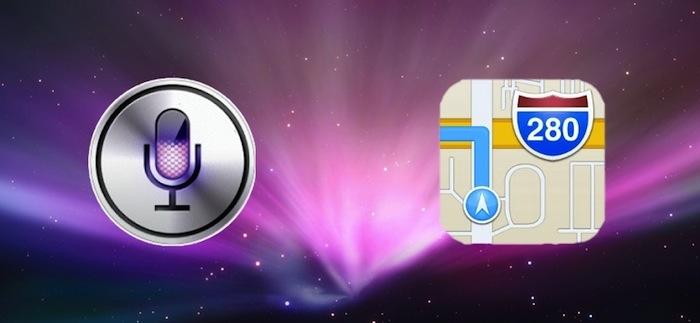 Vous pourrez peut-être bientôt utiliser Siri et Plans sur votre Mac avec OS X 10.9