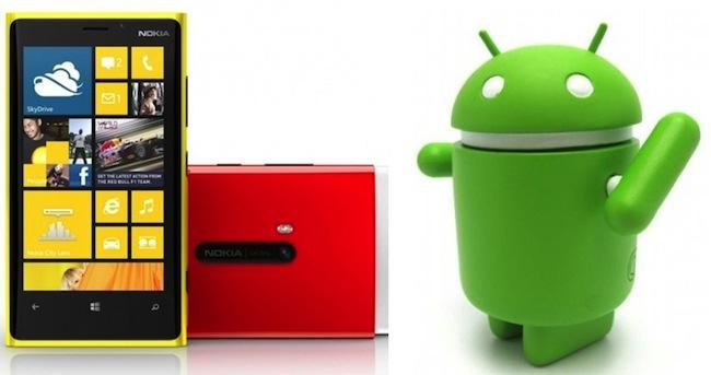 Basculer vers un Lumia : les applications Android et leurs homologues Windows Phone