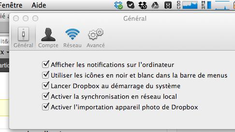 Comment faire pour utiliser plusieurs comptes Dropbox sur un seul ordinateur - Deux instances de Dropbox lancées