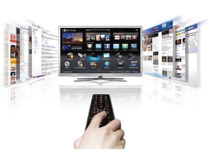 L'avenir du contenu envoyé sur votre TV passera par Internet