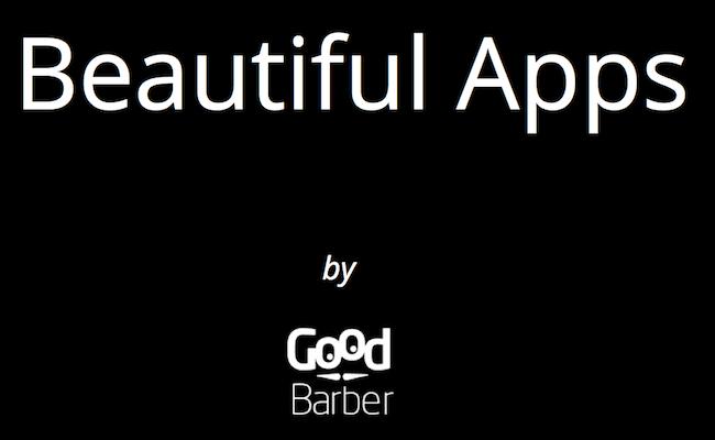 LeWeb'12 : GoodBarber V2 permet de créer toutes vos apps mobiles natives en quelques clics