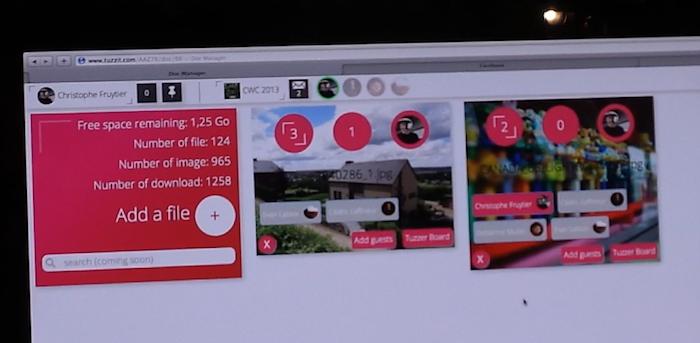 LeWeb'12 : TUZZit, un nouveau réseau social pour partager vos idées et gérer vos projets - Docs