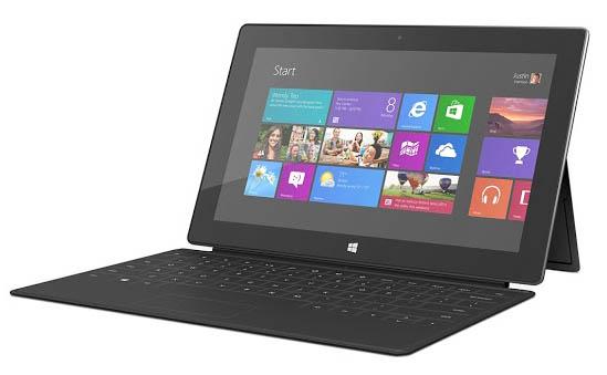 Microsoft Surface RT : une tablette hybride bien surprenante - La Surface RT de Microsoft est très sexy