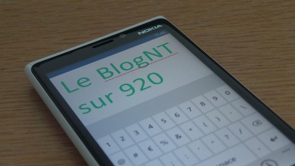 Nokia Lumia 920 : Un téléphone élégant, puissant et pensé pour la photo - Utilisation de Word sur le Lumia 920