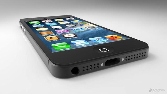 Apple stoppe les commandes pour divers composants de l'iPhone 5