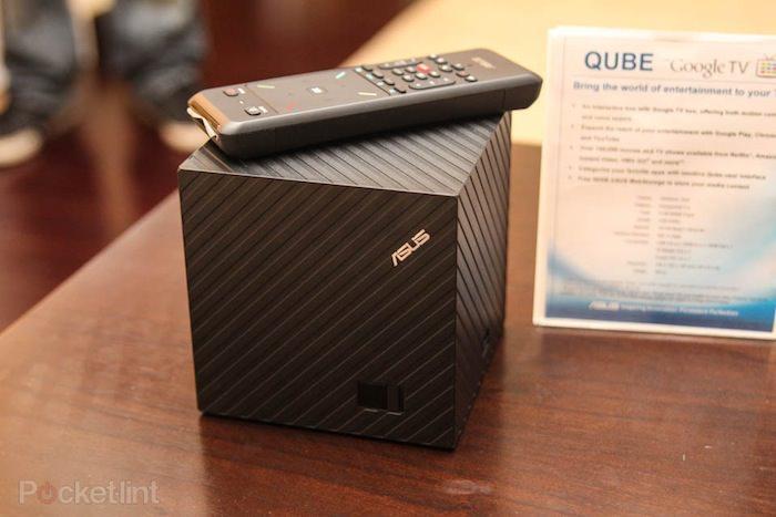 CES 2013 : ASUS Qube est le dernier appareil Google TV