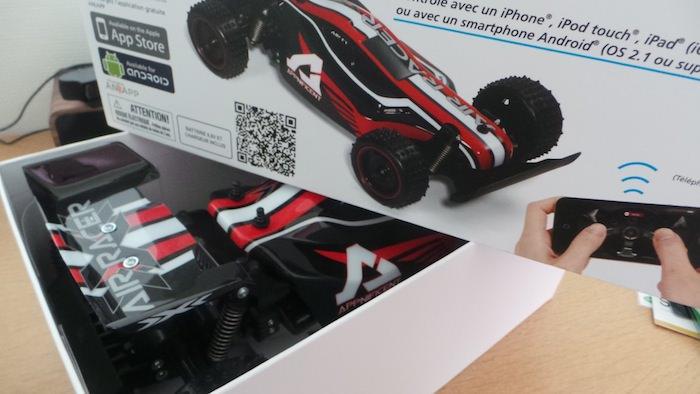 Concours : Une voiture tout terrain Air Racer X d'Appnificent à gagner