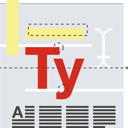 Hack Design : Cours de design gratuits pour les développeurs, envoyés chaque semaine par e-mail - Cours n°2 dédié à la Typographie