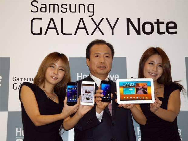 Le Samsung Galaxy Note 3 devrait excéder 6 pouces et embarquer un processeur 8 coeurs