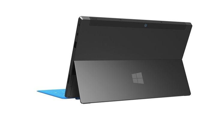 Les ventes de la tablette Microsoft Surface repésenteraient 1 million d'unités pour le Q4 de 2012