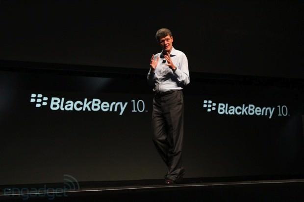 RIM affirme un intérêt précoce pour BlackBerry 10 ! Tout est au beau fixe