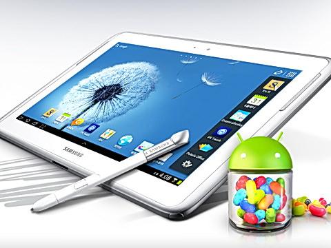 Samsung lancerait son Galaxy Note 8 'GT-N5100' lors du MWC 2013