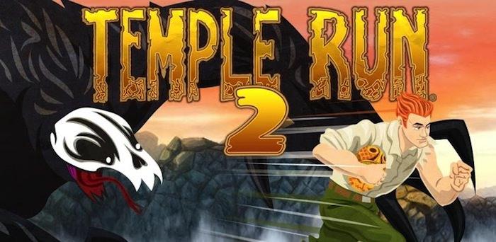 Temple Run 2 est arrivé sur Android