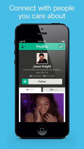 Twitter introduit Vine sur iOS, des vidéos de six secondes partagées en boucle sur le service