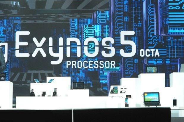 Un nouveau processeur octo-core chez Samsung