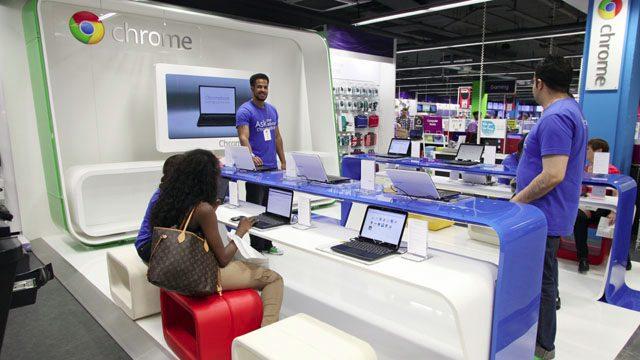 Google devrait ouvrir ses propres boutiques cette année