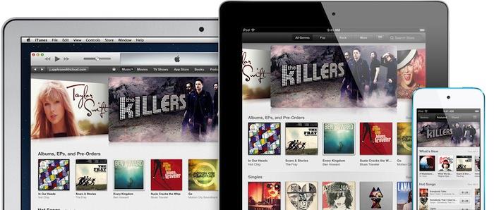 iTunes voit sa 25 milliardième chanson téléchargée
