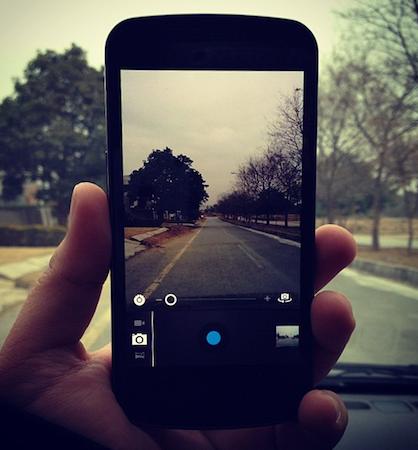 Les futurs Nexus embarqueront des appareils photo incroyablement performants