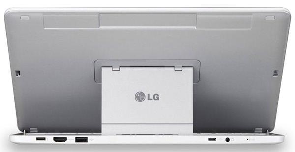 LG dévoilerait une tablette Windows 8, le Tab Book, lors du MWC