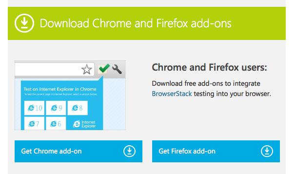 Microsoft lance Modern.IE visant à soulager la douleur des tests IE pour les développeurs - Addons sur Firefox et Chrome contentant divers outils de virtualisation