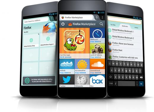 MWC'13 : Le Firefox Marketplace est officiellement lancé