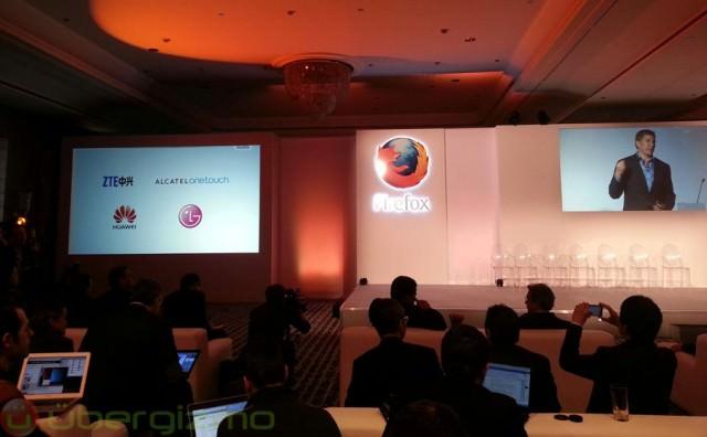 MWC'13 : Mozilla lance Firefox OS dans le monde avec 18 opérateurs