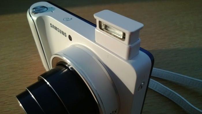 Plus besoin de disposer d'un forfait datas le Samsung Galaxy Camera arrive en WiFi uniquement